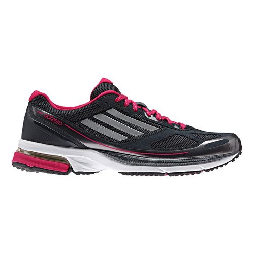 Womens adidas adizero Boston 4 Running Shoe - Nightshade/Berry 10