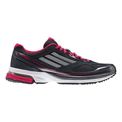 Womens adidas adizero Boston 4 Running Shoe - Nightshade/Berry 7