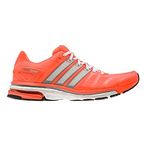Womens adidas adistar boost Running Shoe - Bright Orange 7