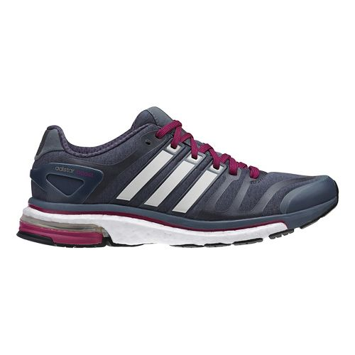 Womens adidas adistar boost Running Shoe - Dark Onix 8