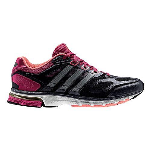 Womens adidas supernova Sequence 6 Running Shoe - Grey/Pink 6