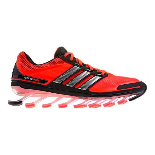 Mens adidas springblade Running Shoe - Red/Black 9