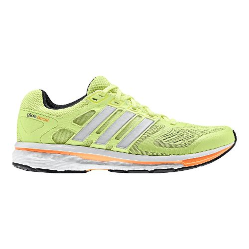 Womens adidas Supernova Glide 6 Boost Running Shoe - Glow 7.5
