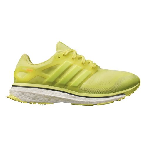 Womens adidas Energy Boost 2 Running Shoe - Glow 10.5