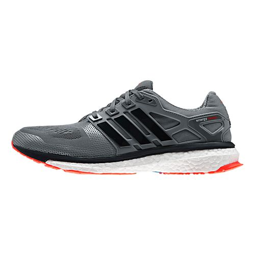 Mens adidas Energy Boost 2 ESM Running Shoe - Grey 11.5