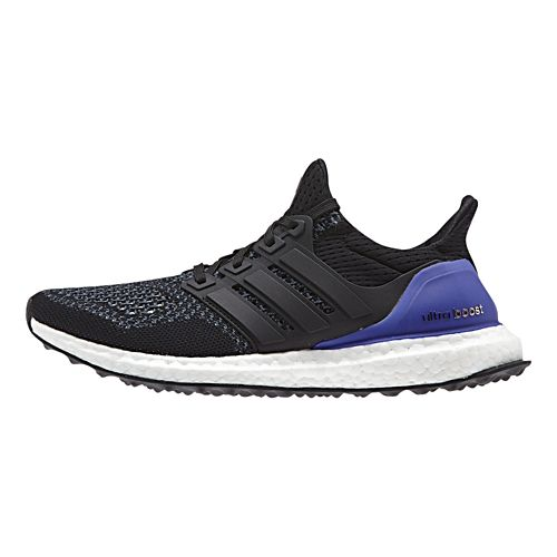 Womens adidas Ultra Boost Running Shoe - Black 8.5