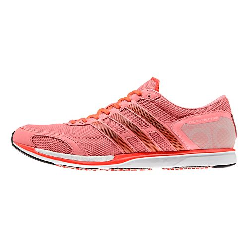 adidas Adizero Takumi-Sen 3 Boost Racing Shoe - Pink/Red 11