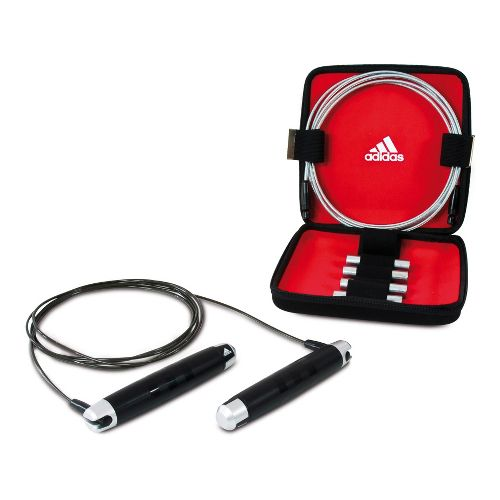 adidas Skipping Rope Set Fitness Equipment - Silver