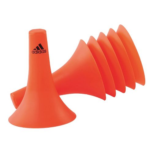 adidas Cones (pack of 6) Fitness Equipment - Orange