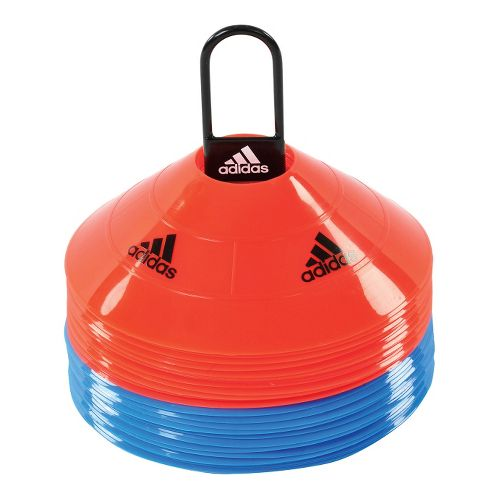adidas Agility Discs (pack of 30) Fitness Equipment - Red/Blue