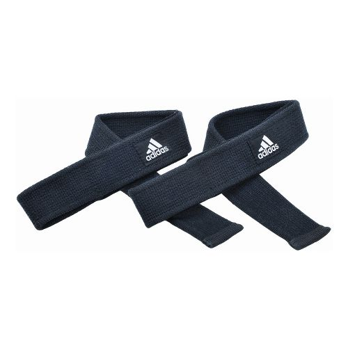 adidas Lifting Straps Fitness Equipment - Grey