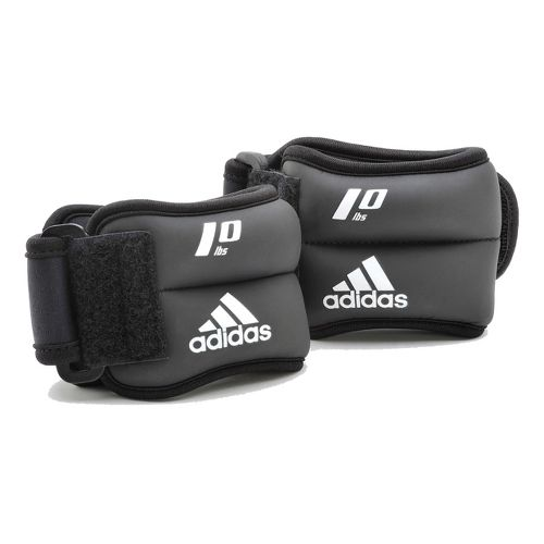 adidas Ankle/Wrist Weight 2 x 1 lb Fitness Equipment - Black
