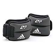 adidas Ankle/Wrist Weight 2 x 2 lb Fitness Equipment