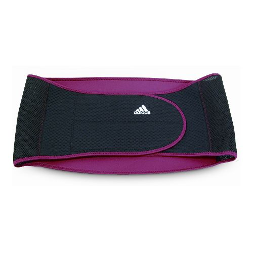 adidas Lumbar Support Injury Recovery - Black/Red S/M