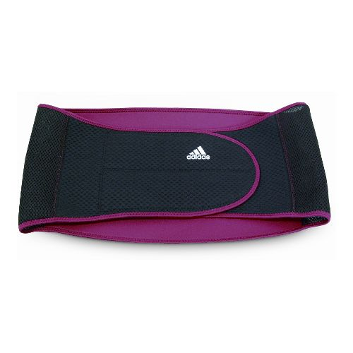 adidas Lumbar Support Injury Recovery - Black/Red L/XL