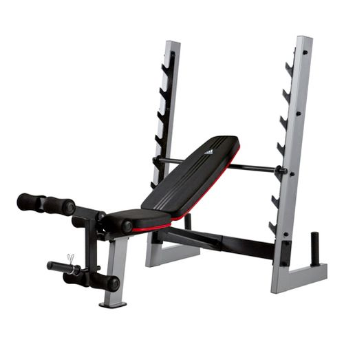 adidas Olympic Bench Fitness Equipment - Black