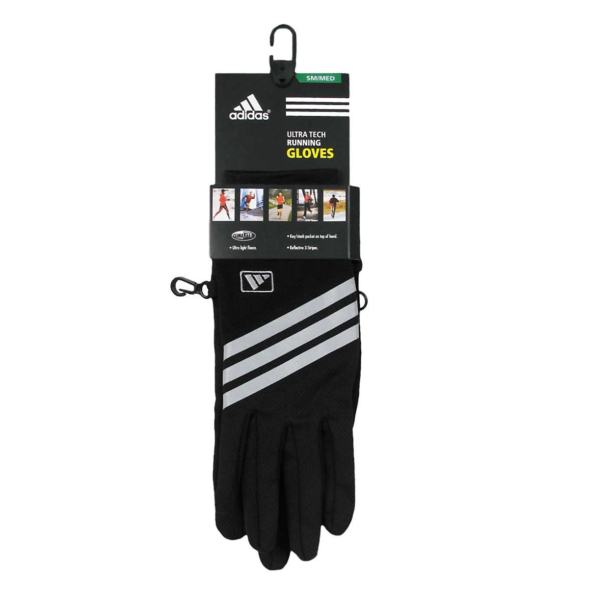 Ultra Tech Products : Adidas ultratech running glove handwear at road runner sports