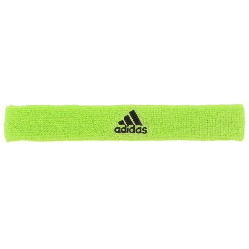 adidas Interval Slim Headband Headwear - Electricity/Black