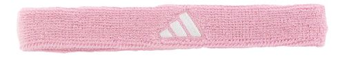 adidas Interval Slim Headband Headwear - Gala Pink/White