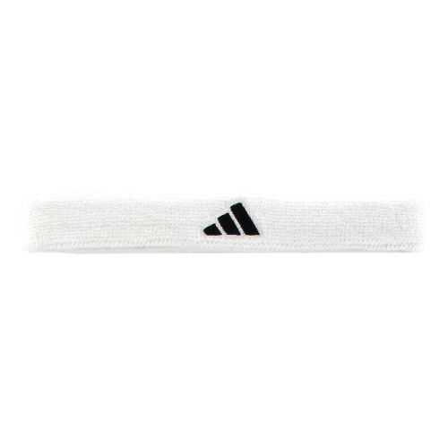 adidas Interval Slim Headband Headwear - White/Black