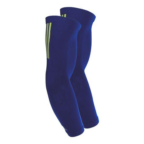 adidas Recovery Arm Sleeve Handwear - Collegiate Royal/Slime S/M