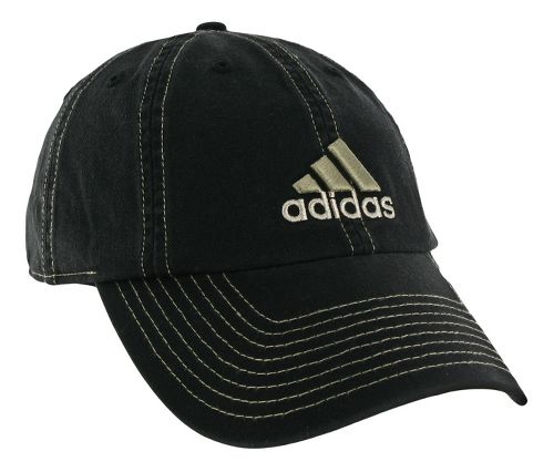 Mens adidas Weekend Warrior Cap Headwear - Black/Clay
