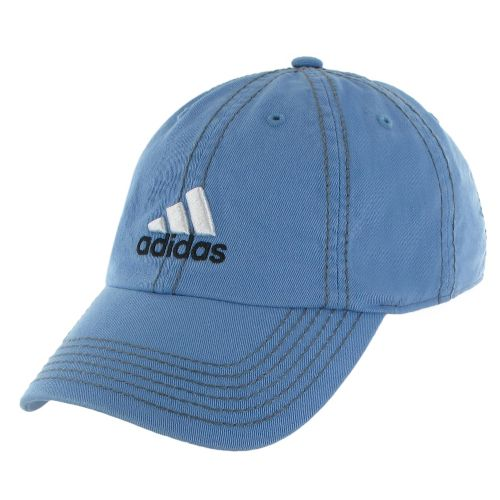 Mens adidas Weekend Warrior Cap Headwear - Columbia Blue/Black