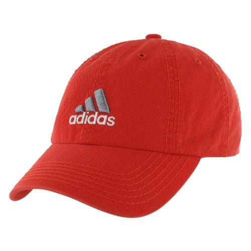 Mens adidas Weekend Warrior Cap Headwear - Core Energy/White