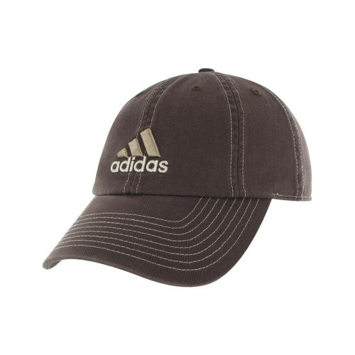 Mens adidas Weekend Warrior Cap Headwear - Espresso/Longhorn Orange