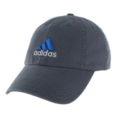 Mens adidas Weekend Warrior Cap Headwear - Lead/Blast Blue