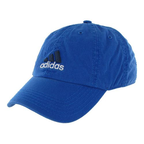 Mens adidas Weekend Warrior Cap Headwear - Prime Blue/Collegiate Navy
