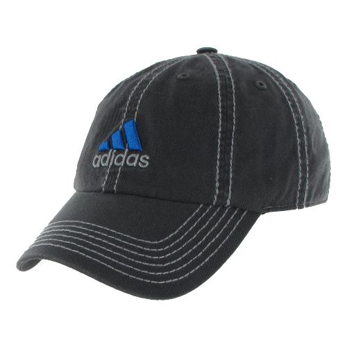 Mens adidas Weekend Warrior Cap Headwear - Solid Grey/Prime Blue