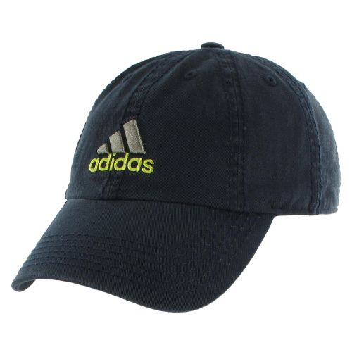 Mens adidas Weekend Warrior Cap Headwear - Tech Onix/Lab Lime