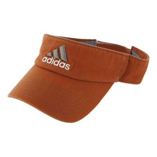 Mens adidas Weekend Warrior Visor Headwear - Longhorn Orange/Explorer