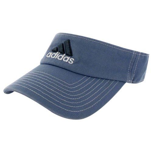 Mens adidas Weekend Warrior Visor Headwear - Lake Blue/Flax