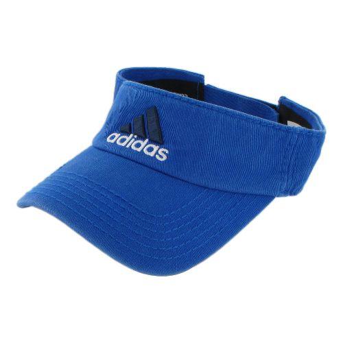 Mens adidas Weekend Warrior Visor Headwear - Prime Blue/Collegiate Navy