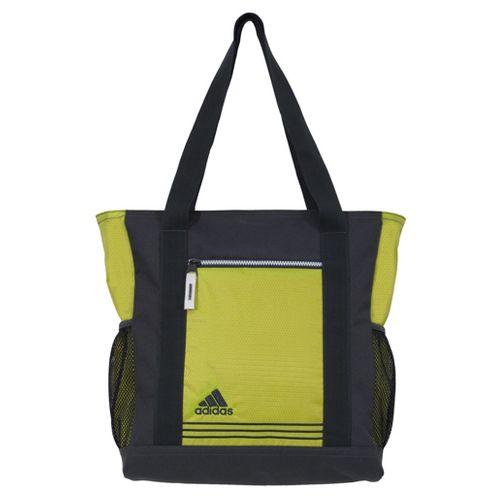 Womens adidas Squad Club Bag - Lab Lime/Mercury Grey