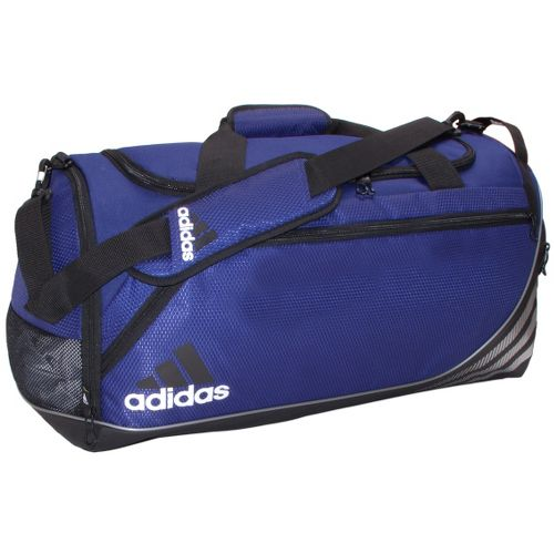 adidas Team Speed Duffel Medium Bags - Cobalt/Black