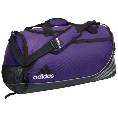adidas Team Speed Duffel Medium Bags - Collegiate Purple/Black