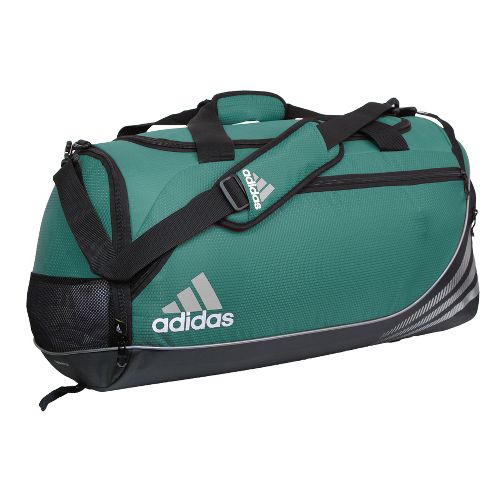 adidas Team Speed Duffel Medium Bags - Forest/Black