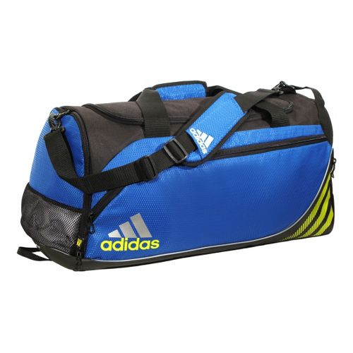 adidas Team Speed Duffel Medium Bags - Hi Res Blue/Electricity