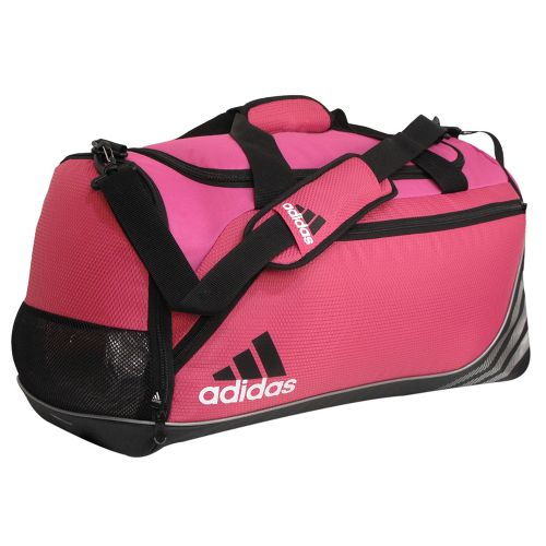 adidas Team Speed Duffel Medium Bags - Intense Pink/Black