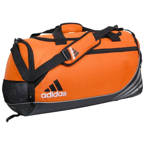 adidas Team Speed Duffel Medium Bags - Team Orange/Black
