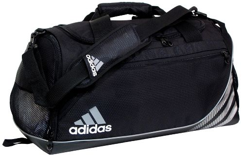 adidas Team Speed Duffel Small Bags - Black