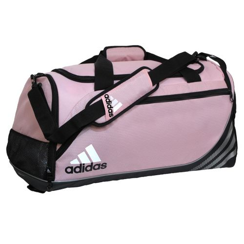 adidas Team Speed Duffel Small Bags - Gala Pink