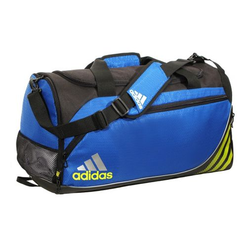 adidas Team Speed Duffel Small Bags - Hi Res Blue/Electricity