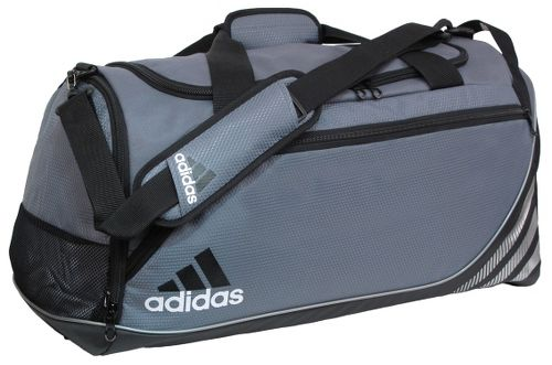adidas Team Speed Duffel Small Bags - Lead