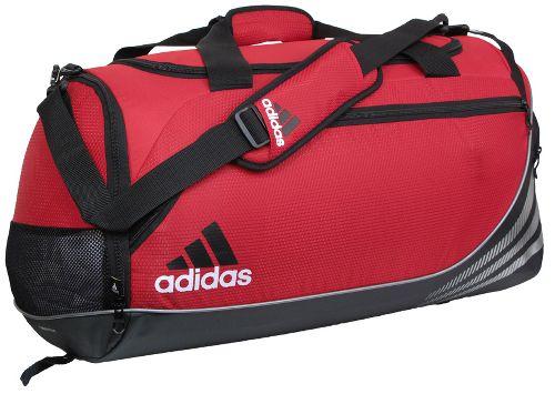 adidas Team Speed Duffel Small Bags - University Red