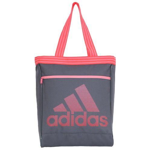 Womens adidas Studio Club Bag - Lead/Hyper Pop