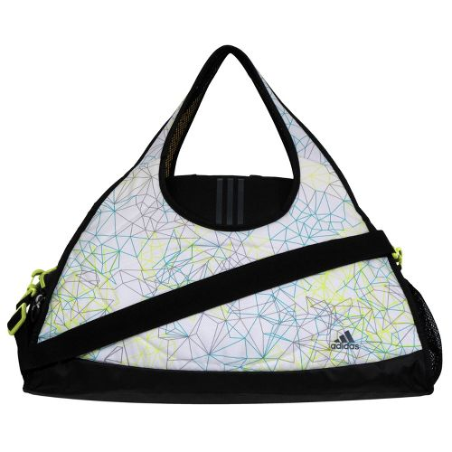 Womens adidas Ultimate Club Bag - Civil Print/White